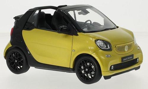 Smart fortwo Cabrio (A453) 1:18, I-Norev