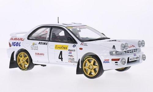 Subaru Impreza 555 1:18, Sun Star