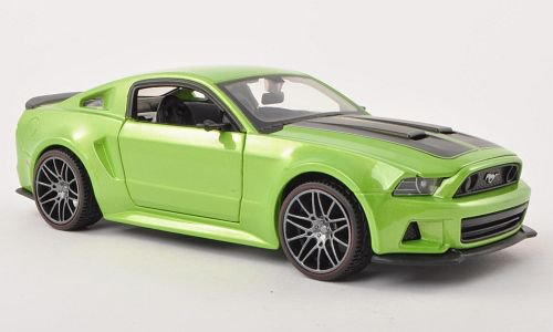 Ford Mustang Street Racer 1:24, Maisto